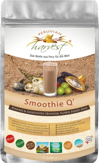 Peruvian Harvest Smoothie Q, 200 g - Superfoodmix