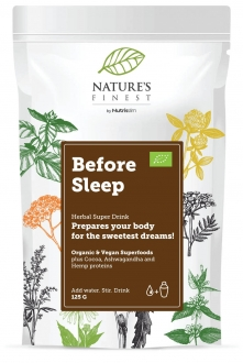 "Bio Superfood Mix ""BEFORE SLEEP"", 125 g"