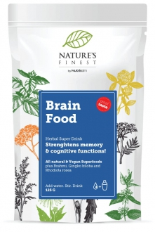 Brain Food superfoodmix, 125 g