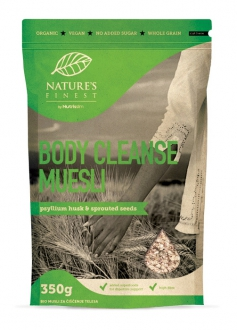 Bio Body Cleanse Müsli, 350 g