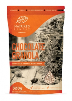 Bio Chocolate Granola, 320 g