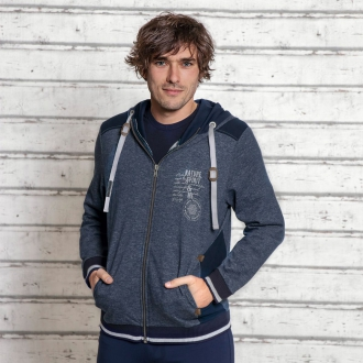 'The Spirit of OM' Sweatjacke men