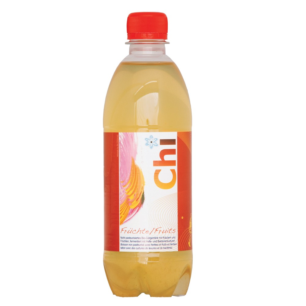 Früchte-Chi 0,5 Liter|BIOesca - Moringa & Rohkost